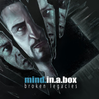 Mind In A Box - Broken Legacies CD