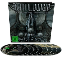 Dimmu Borgir - Forces Of The Northern Night (Limited Edition) 2x Blu-ray Disc + 2DVD + 4CD