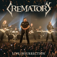 Crematory - Live Insurrection DVD + CD