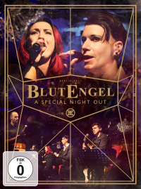 Blutengel - A Special Night Out (Limited Edition) DVD + CD