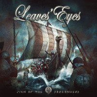 Leaves' Eyes - Sign Of The Dragonhead(Limited DigiPak) 2CD