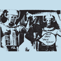 Solid Space - Space Museum LP