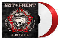 Ost+Front - Adrenalin (Limited Red/White Vinyl) 2LP