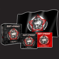 Ost+Front - Adrenalin (Limited Edition) OHNE ZERTIFIKAT! Box