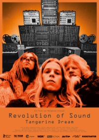 Tangerine Dream - Revolution of Sound (Dokumentation ) DVD