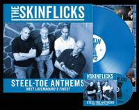 The Skinflicks - Steel-Toe Anthems (Limited Edition) LP + CD