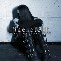 Necrotekk - What We Have Lost CD