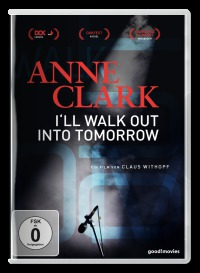 Anne Clark - I'll Walk Out Into Tomorrow DVD