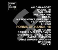 Various - Forms of Hands 18 CD