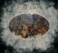 Arcana - Cantar de Procella [remastered] CD