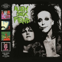 Alien Sex Fiend - Classic Albums Vol.2 4CD