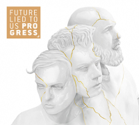 Future Lied To Us - Progress EP CD