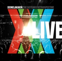Deine Lakaien - The 30 Years Retrospective Live 2CD + DVD
