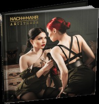 Nachtmahr - Antithese (Limited 2CD Book Edition) 2CD