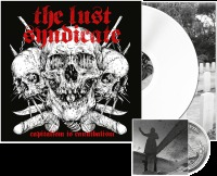 The Lust Syndicate - Capitalism Is Cannibalism (Limited White Vinyl) LP + CD