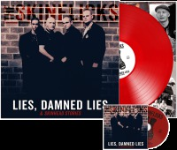 The Skinflicks - Lies, Damned Lies & Skinhead Stories (Limited Edition) LP + CD