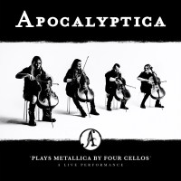 Apocalyptica - Plays Metallica-A Live Performance 3LP + DVD
