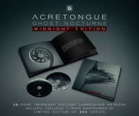 Acretongue - Ghost Nocturne (Limited Edition) 2CD