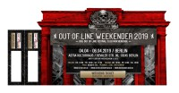 Various - Out Of Line Weekender 2019 Ticket