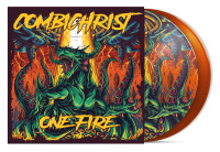 Combichrist - One Fire Vinyl (Earthling Edition) 2PLP