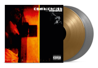 Combichrist - The Joy Of Gunz (Limited Gold/Silver Vinyl) 2LP