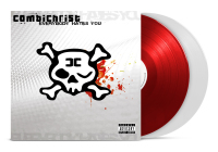 Combichrist - Everybody Hates You (Limited Red/White Vinyl) 2LP