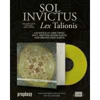 Sol Invictus - Lex Talionis (Limited Yellow Vinyl) LP