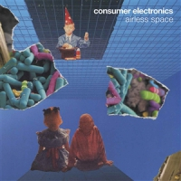 Consumer Electronics - Airless Space 2LP
