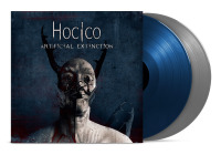 Hocico - Artificial Extinction (Limited Blue/Silver Vinyl) 2LP