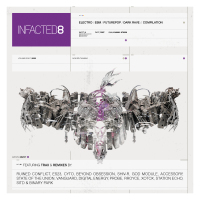Various - Infacted Compilation Vol. 8 CD