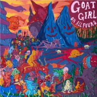 Goat Girl - On All Fours (Coloured Edition) 2LP