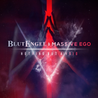 Blutengel & Massive Ego - Nothing But A Void (Limited Edition) MCD
