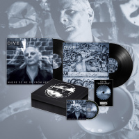 Dive - Where do we go from here? (Limited Edition) Box