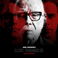 John Carpenter - Lost Themes III: Alive After Death CD