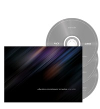 New Order - education entertainment recreation 2CD + Blu-ray disc
