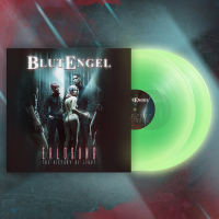 Blutengel - Erlösung - The Victory Of Light (Limited Glow In The Dark Mailorder Edition) 2LP