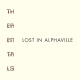 view The Rentals - Lost In Alpahaville CD