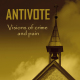 view Antivote - Visions Of Crime And Pain CD