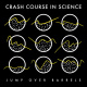 view Crash Course In Science - Jump Over Barrels LP