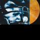 view Front 242 - No Comment & Politics of Pressure (clear orange & black mixed) 2LP + CD