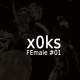 view X0ks - FEmale#01 CD