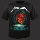 view Metallica - Hardwired – To Self-Destruct T-Shirt