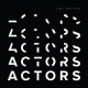 view Actors - It Will Come To You CD