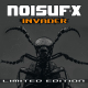 view Noisuf-X - Invader (Limited Edition) CD